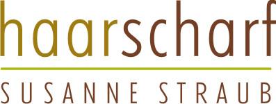 Logo von Susanne Straub haarscharf UG (haftungsbeschränkt)